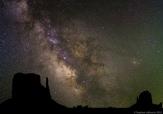 Monumental Night Sky